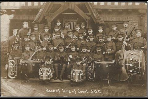 Inns of Court Band